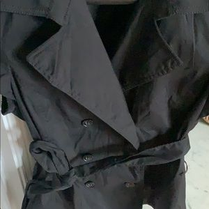 Ann Taylor trench-style shirt, 8